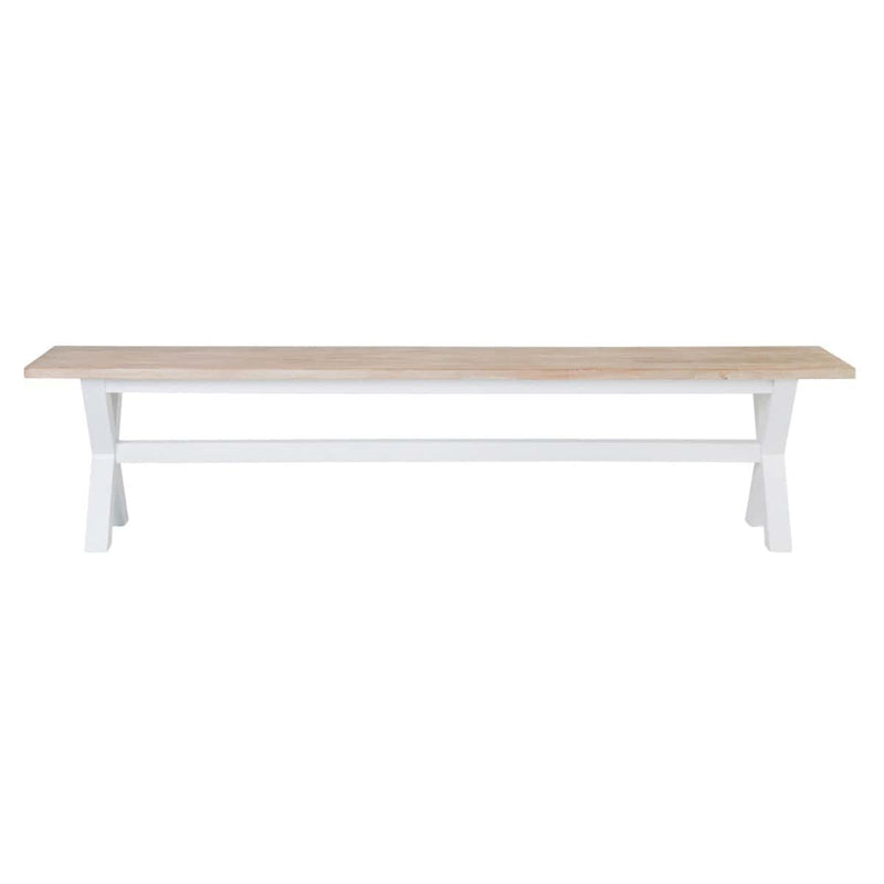 Townson Mango Wood Accent Bench by Jeffan