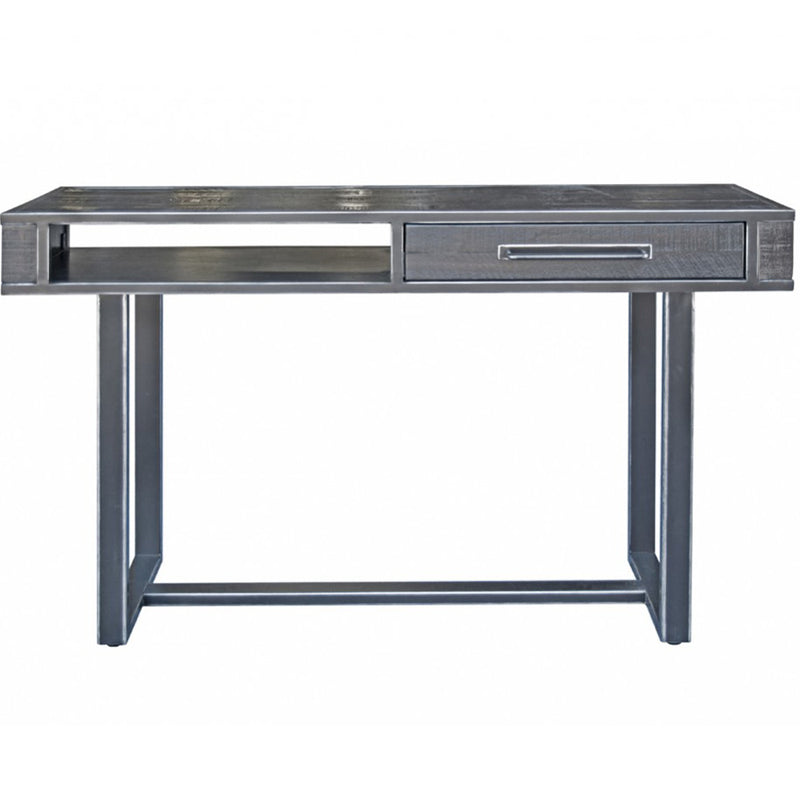 Vig Furniture Modrest Hardy Modern Black Acacia Console Table