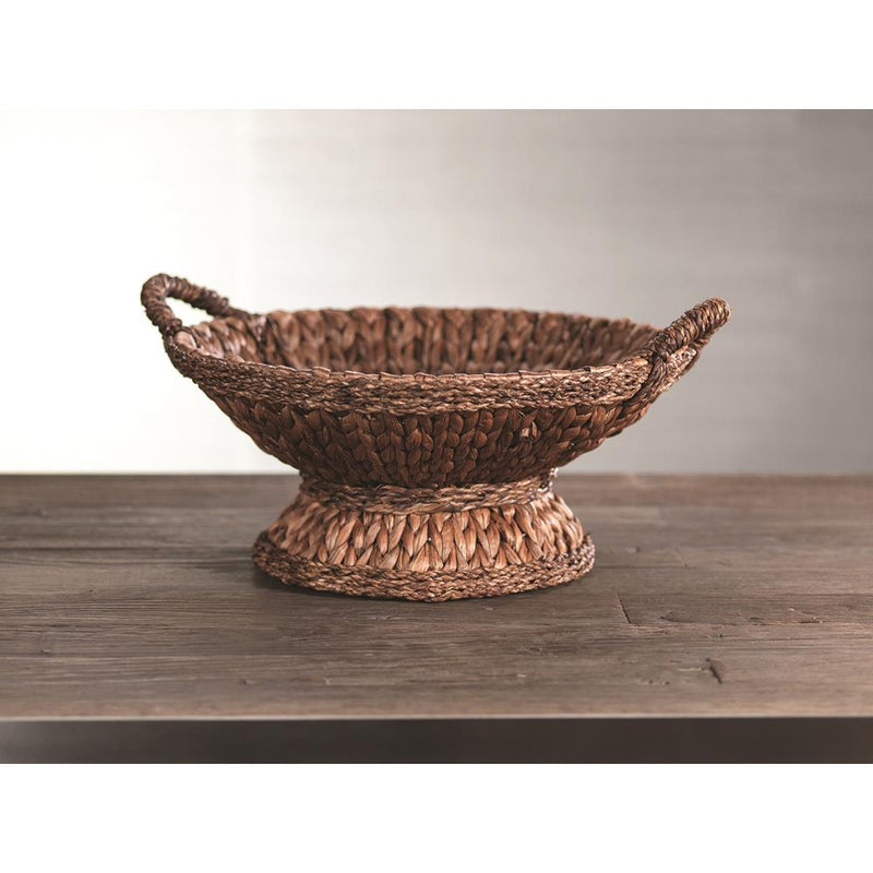 Zodax Tropical Water Hyacinth Bowl - 18-Inch Diameter