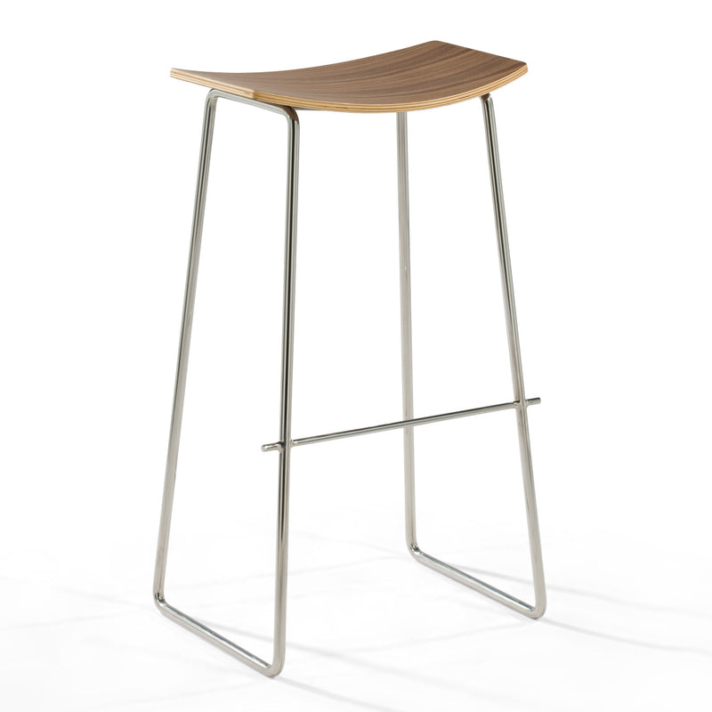 Aeon Timber Barstool - White Oak