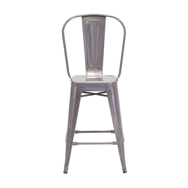 Zuo Elio Counter Chair - Set of 2