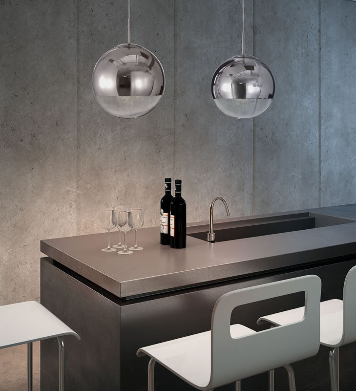 Zuo Kinetic Ceiling Lamp