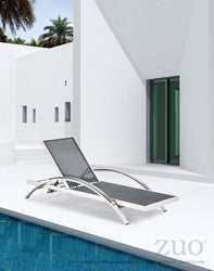 Zuo Modern Outdoor Recliners & Lounge Chairs
