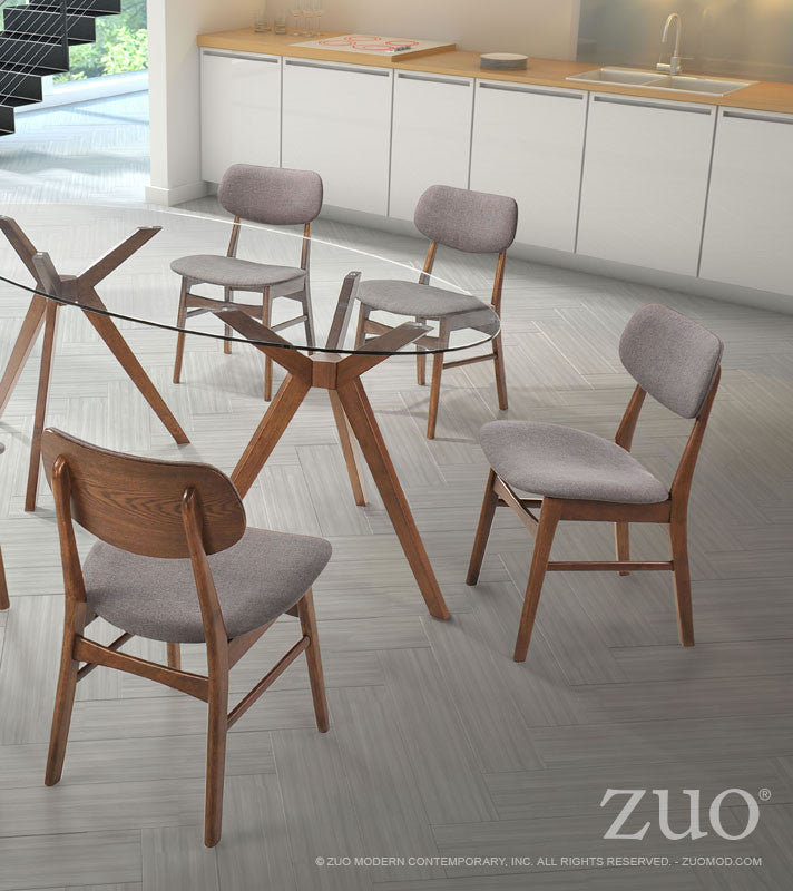 Zuo Midtown Dining Chair - Set Of 2