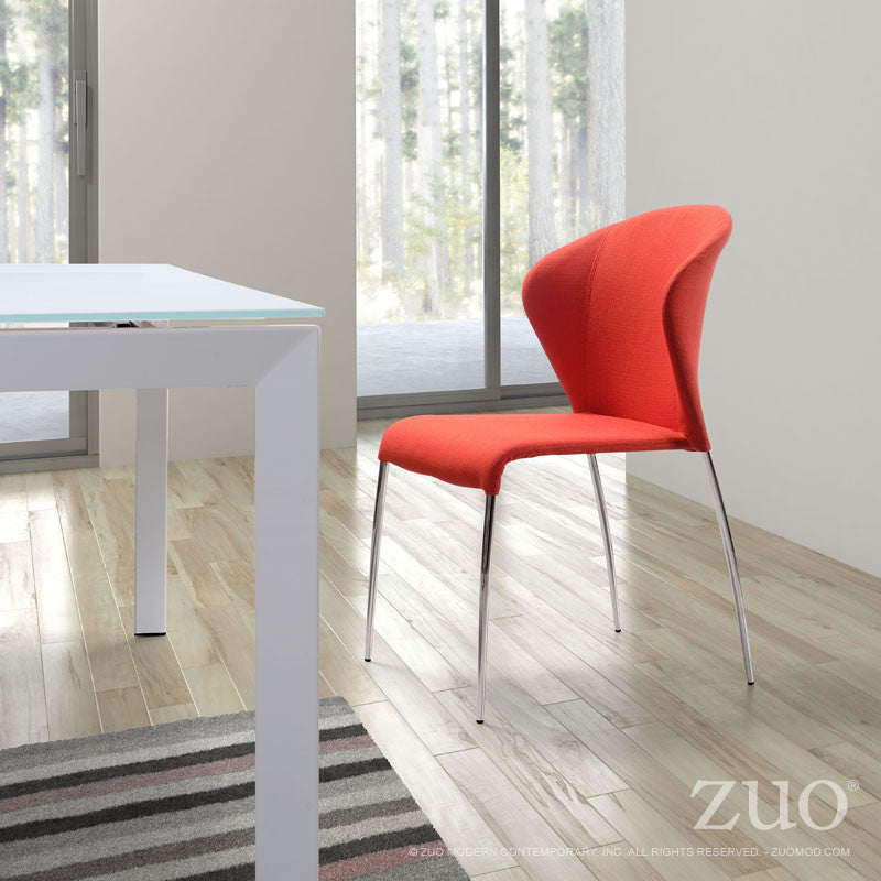 Zuo Oulu Dining Chair - Set of 4