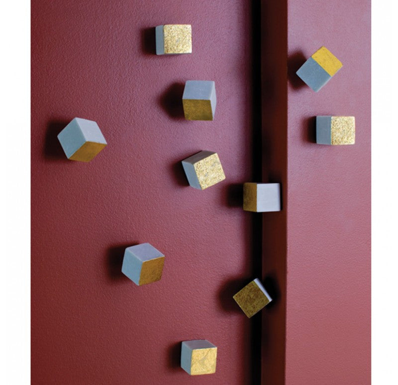 Gold Leaf Design Group Pivot Wall Play - Gold