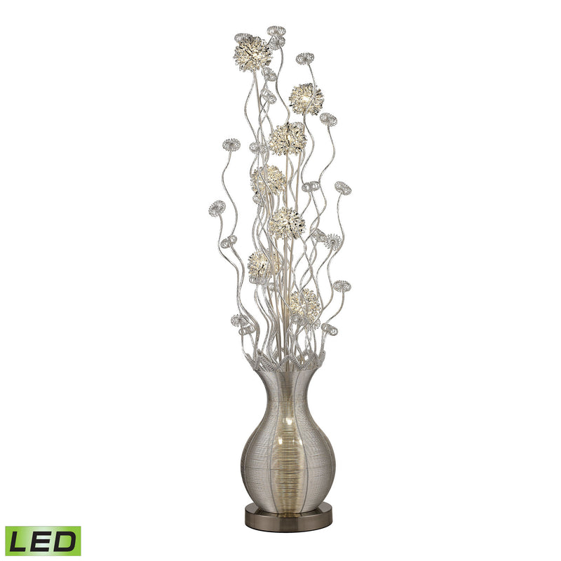 Dimond Lighting Uniontown Contemporary Floral Display Floor Lamp Floor Lamps, Dimond Lighting, - Modish Store