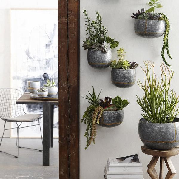 Roost Braza Wall Planters Modish Store