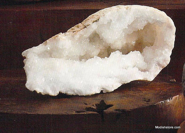 Roost Crystal Geode Half Extra Extra Large Modish Store