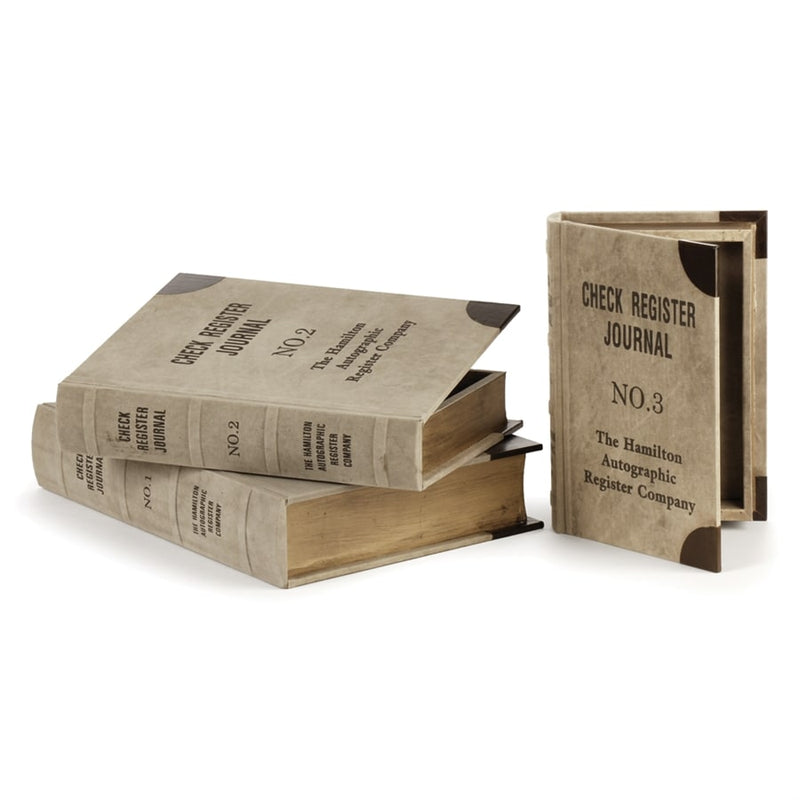 ST. Germain Journal Boxes, Set of 3 By Napa Home and Garden