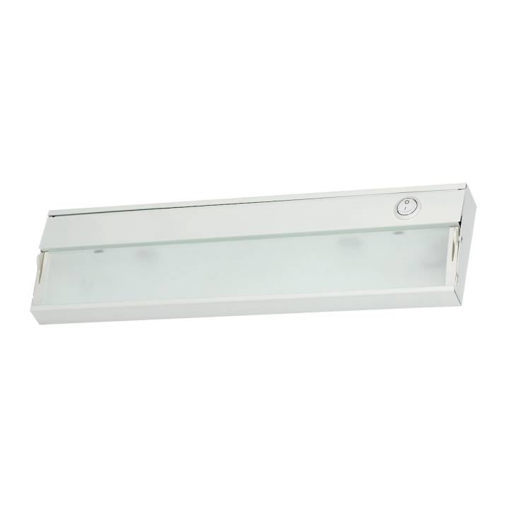 ZeeLite Xenon 12V - 1-Light, 9-inch w/lamp. White finish ELK Lighting
