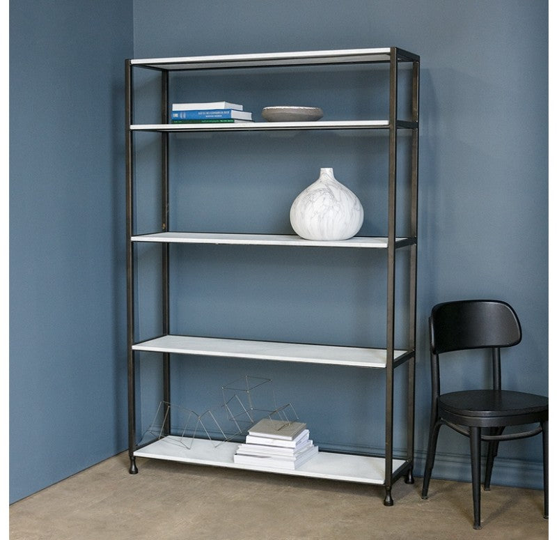 Tuxedo Shelving Unit by Gold Leaf Design Group