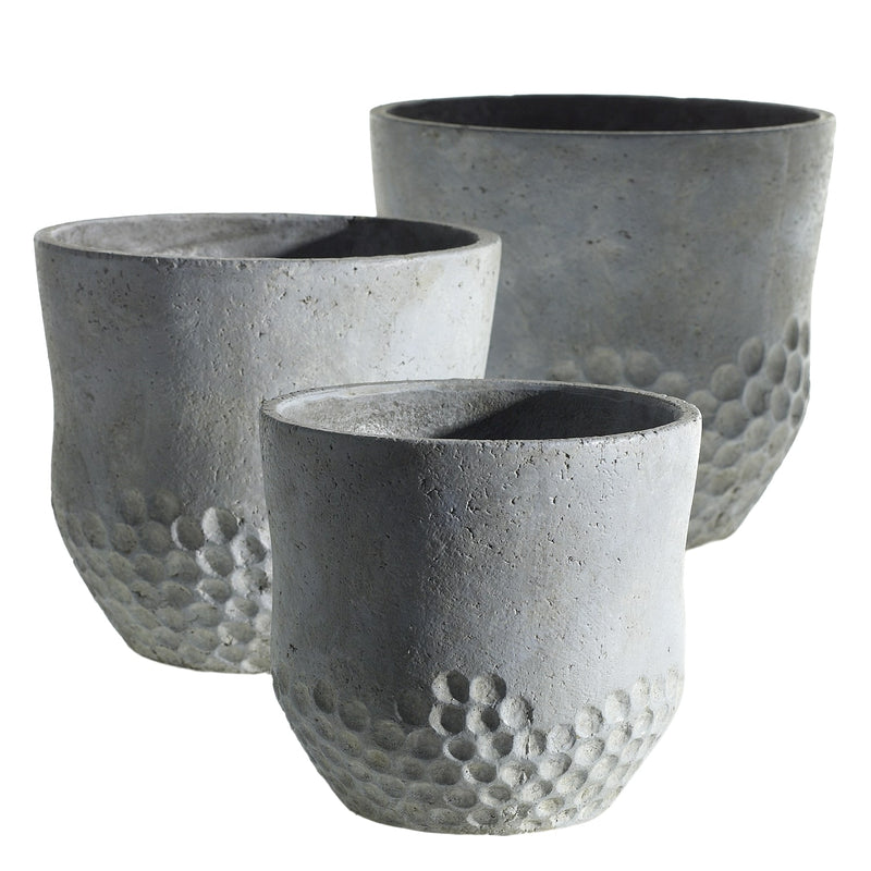Marx Vase Set of 3 By Accent Decor