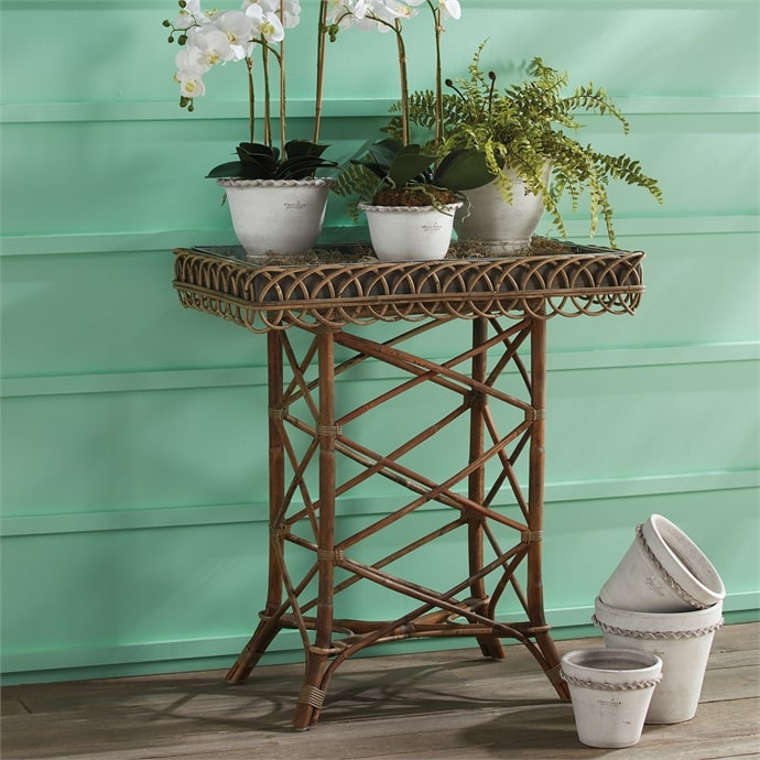 Napa Home & Garden Victoria Plant Tray Table