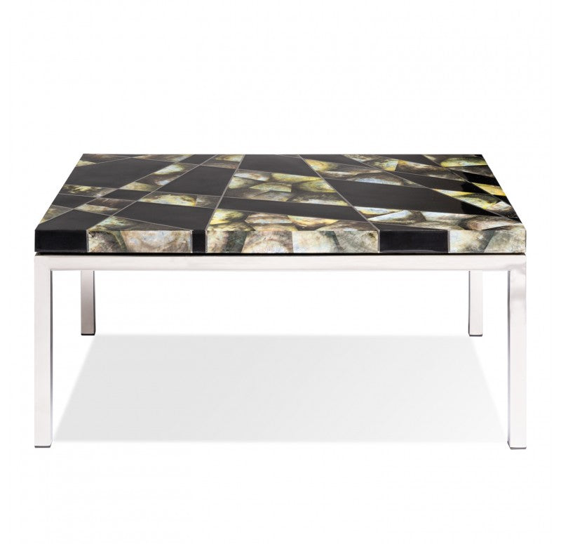 Spectra Table by Gold Leaf Design Group
