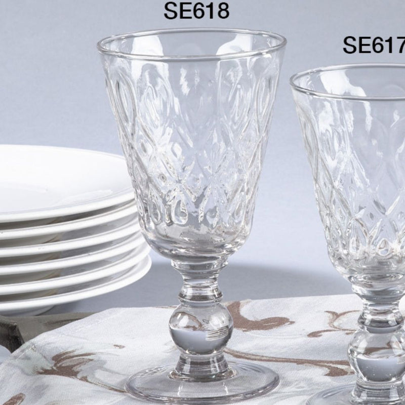 Wine Glass (Set of 4) by Saro