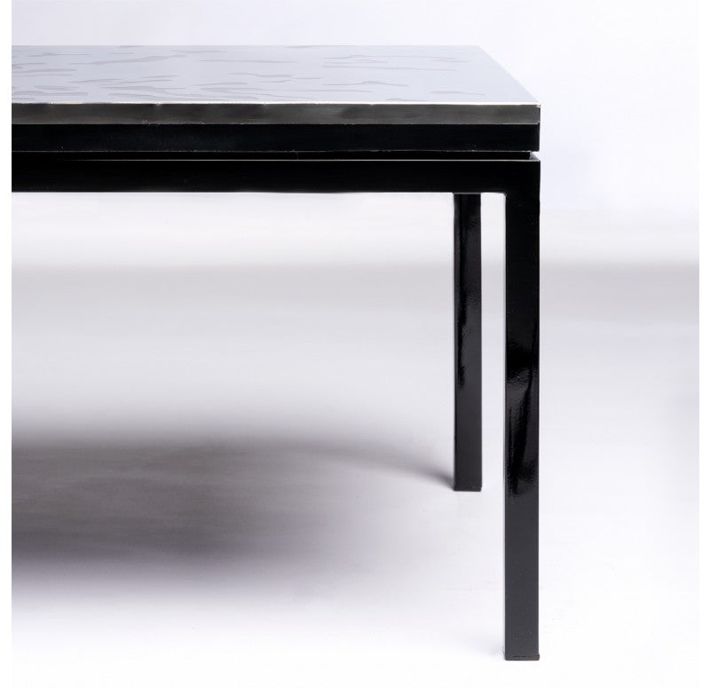 Vein Table by Gold Leaf Design Group