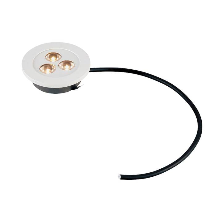 Maggie 3 x 1W LED - white finish ELK Lighting
