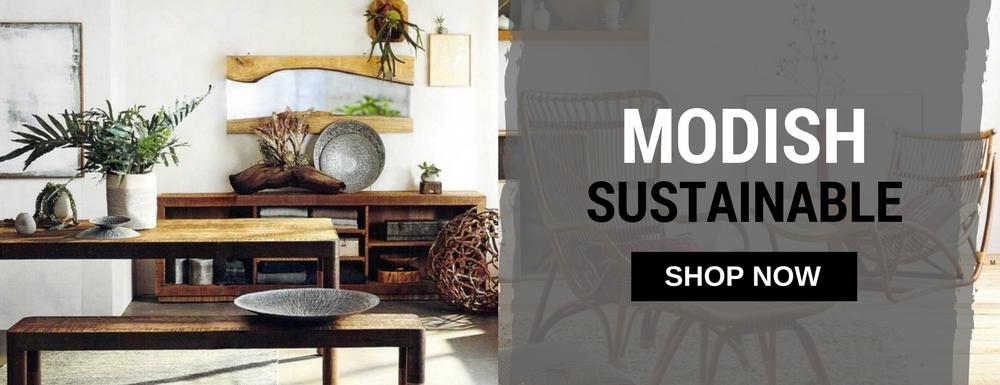 Modish Is The Leading Online Store For Sustainable Eco Friendly Furniture  With Iconic Designs.