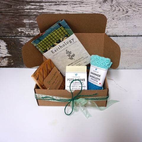 Zero Waste Kitchen Gift Box