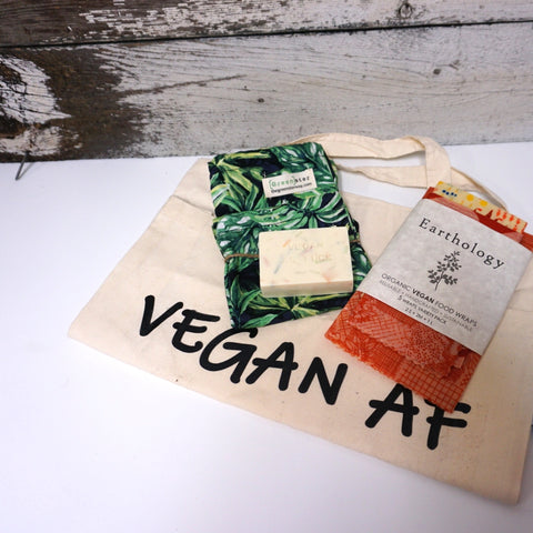 Vegan AF Zero Waste Kit (Large)