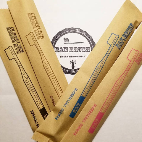 Biodegradable Bamboo Toothbrush - Yearly Supply (6)