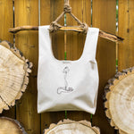 Mushrooms ⋆ Organic Cotton Tote Bag