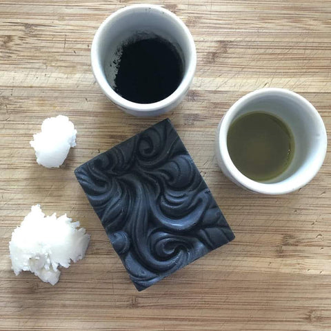 Charcoal Face ⋆ Soap