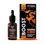 Vitality CBD Active Boost Drops 30ml 500mg-1000mg