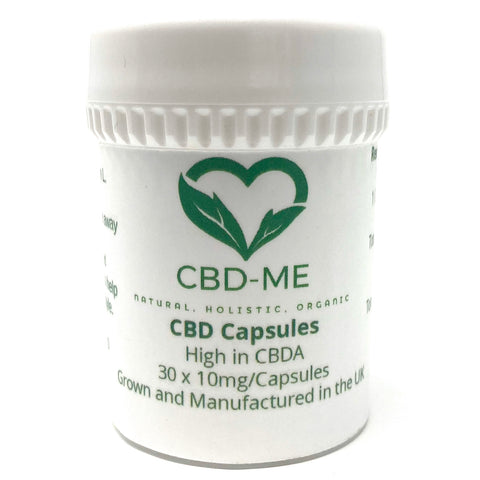 CBD-ME Capsules – High in CBDa 30-90 Capsules