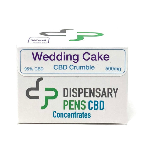 Dispensary Pens CBD Crumble 500mg - 1000mg