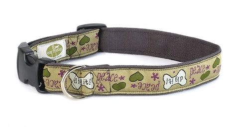 Fat Moe Collection Dog Collar
