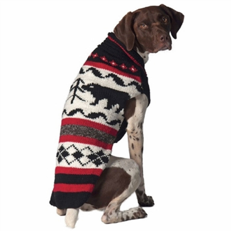 Black Bear Dog Sweater by Chilly Dog - UKUSCAdoggie