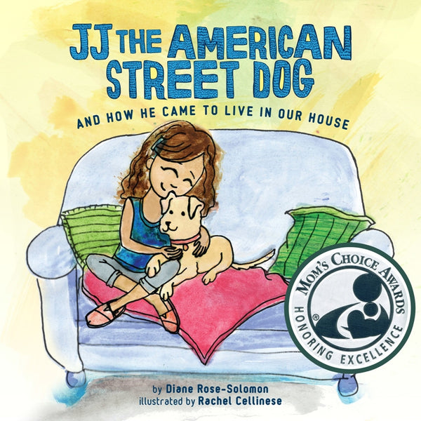 JJ The American Street Dog Book
