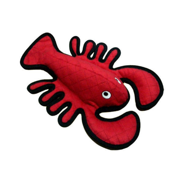 Larry Lobster Dog Toy by Tuffy