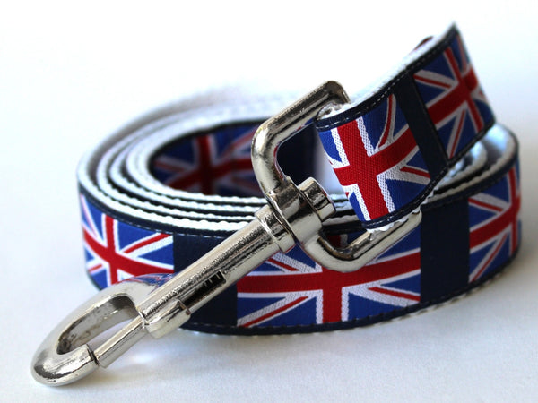 London Calling Dog Leash by Diva-Dog
