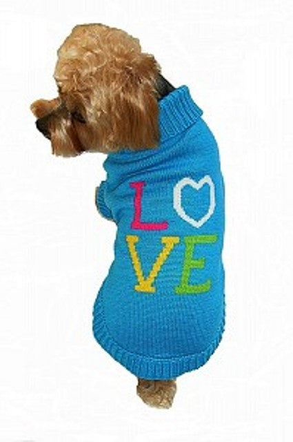 LOVE Sweater by Dallas Dogs