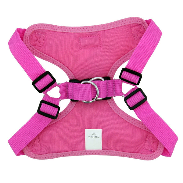 maui-pink-wrap-and-snap-choke-free-dog-harness-inside-view