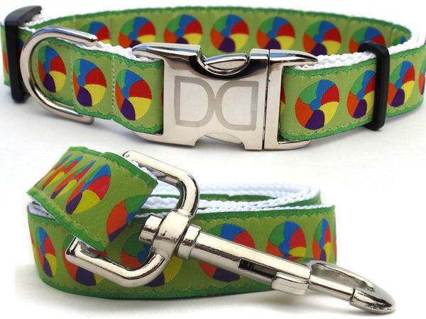 Moondoggie Collar and Leash Set by Diva-Dog