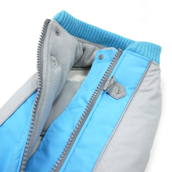 Mountain Hiker Coat by DOGOⓇ Pet Fashions Featuring a Stylish Zipper