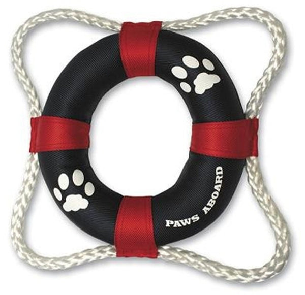 Paws Aboard Life Ring Toy