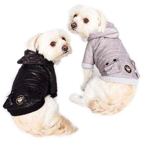 Quilted Jacket by Dogs of Glamour