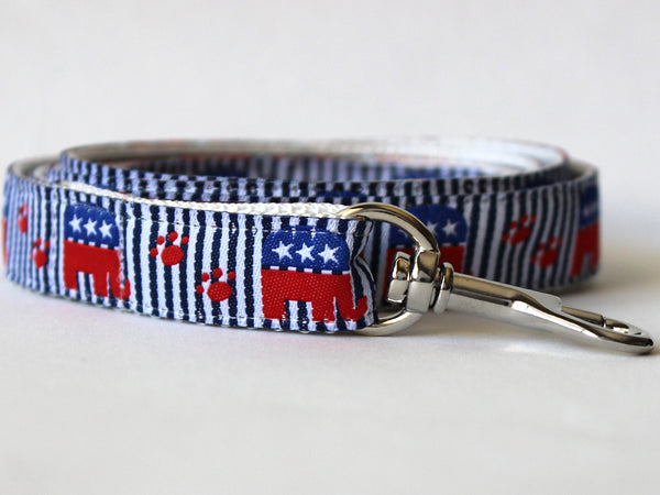 Republican Doggie Leash by Diva-Dog