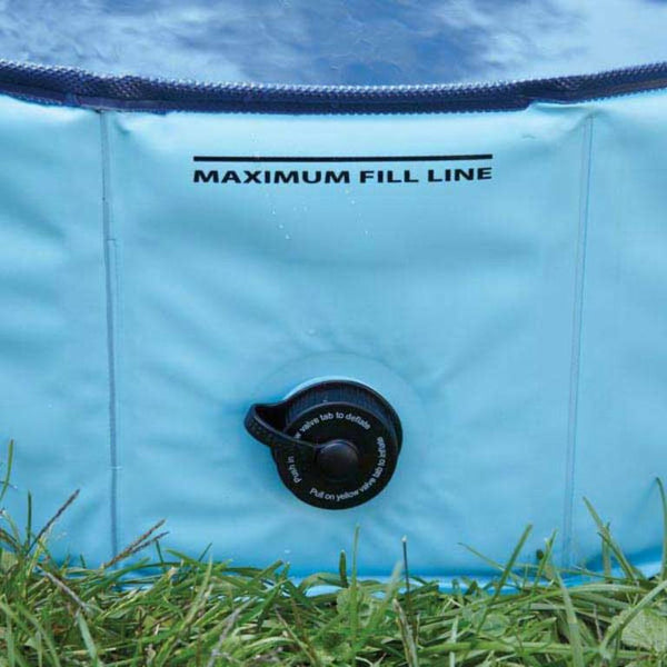 Valve for the Splash About Heavy Duty Dog Pool by Guardian Gear