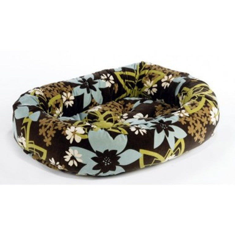 St Tropez Donut Dog Bed by Bowsers