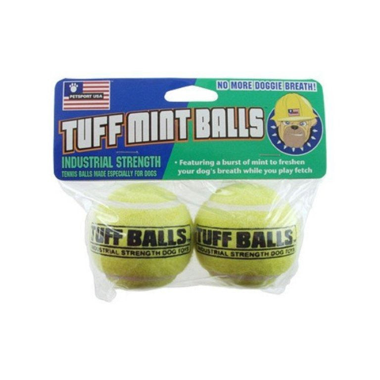 Tuff Mint Balls by PetSport USA
