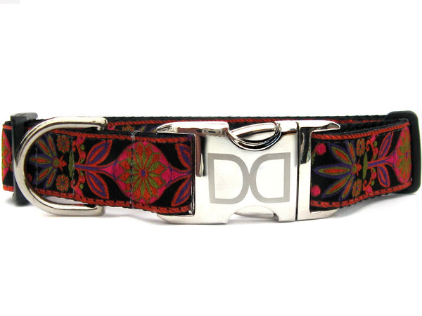 Venice Ink Dog Collar by Diva-Dog