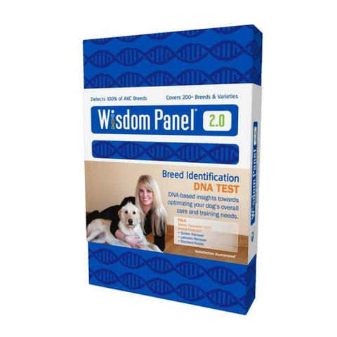Mars Veterinary Wisdom Panel™ 2.0 Insights Dog DNA Test