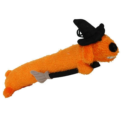 Witch Loofa™ Dog Toy by Multipet International