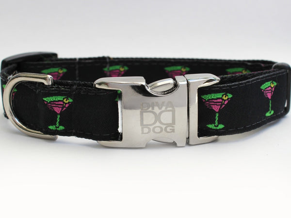 Yappy Hour Collar by Diva-Dog